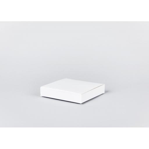 White Gift Box 155 x 155 x 25mm