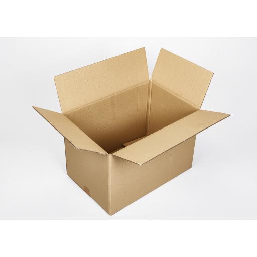 Corrugated Box - 584 x 380 x 380mm