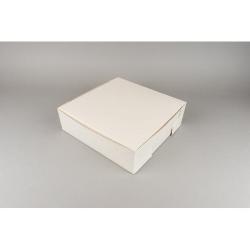 10 Inch Cake Box with Hinged Lid