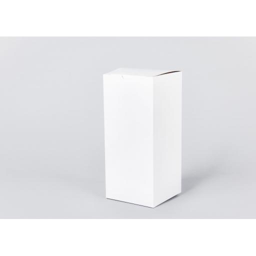 White Gift Box 100 x 100 x 227mm