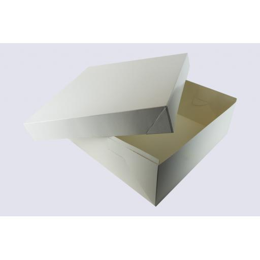 16 Inch Cake Box with Lift-Off Lid