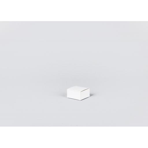 White Gift Box 51 x 51 x 25mm