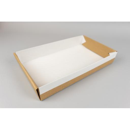 Disposable Silicone Baking Tray 372 x 222 x 60mm