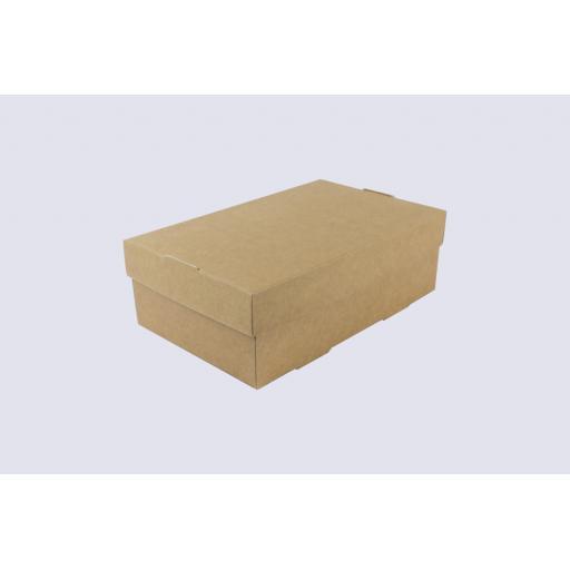 Kraft Shoe Box 225 x 139 x 76mm