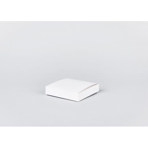 White Gift Box 125 x 125 x 25mm