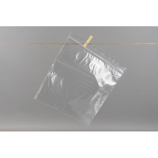 Resealable bags 188x190mm