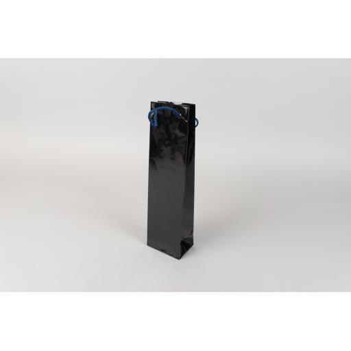 Smal bottle bag- black