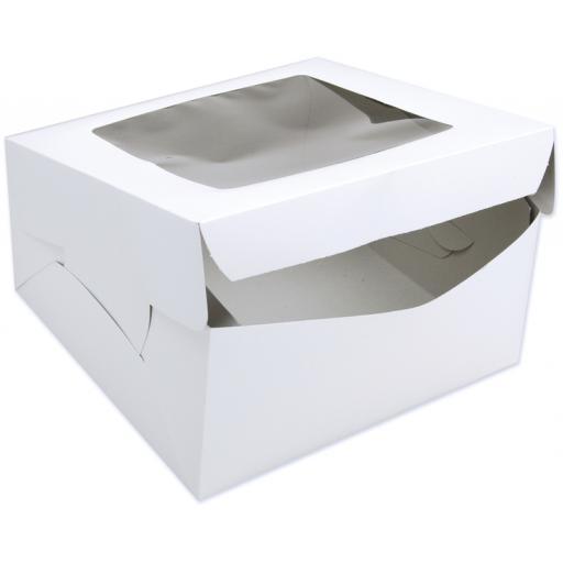 8 Inch Window Cake Box