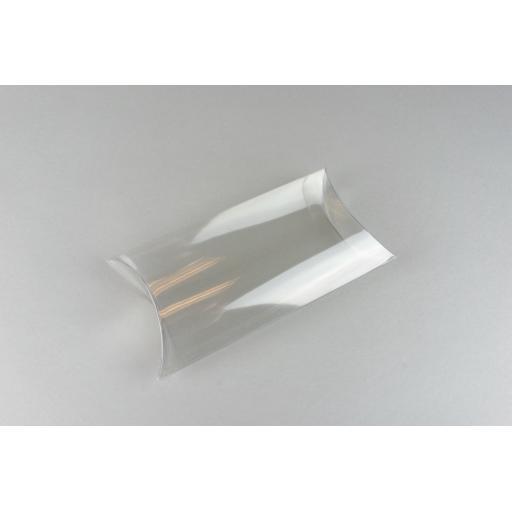 Clear PVC Pillow Box 159x102x35mm