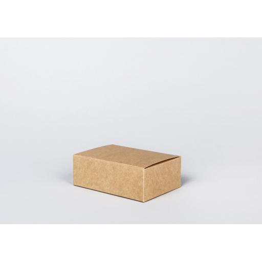 Brown Gift Box 154 x 108 x 53mm