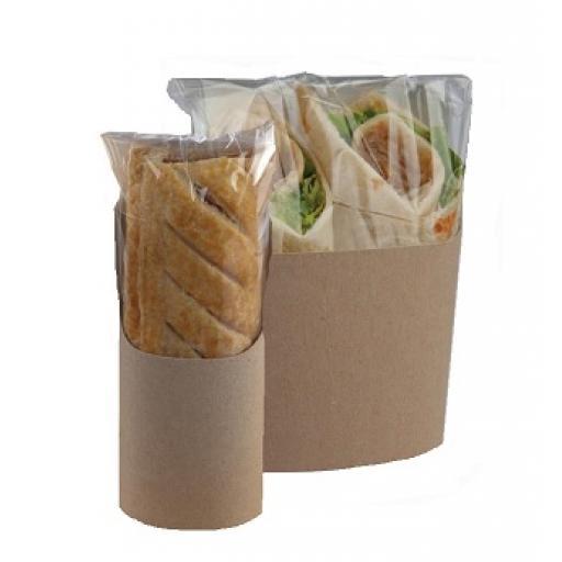 Tortilla and Wrap Boxes