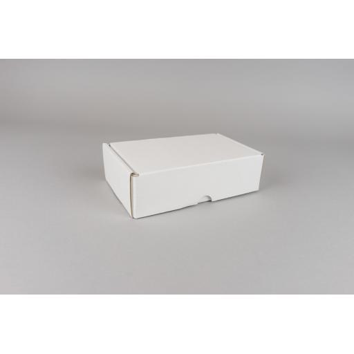 White Corrugated Box 150x92x46mm