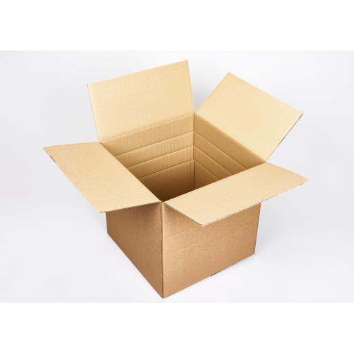 Corrugated Box (Pack of 15) 460x460x460mm