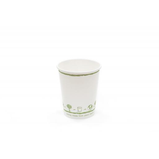 6oz Compostable Single Wall Paper Cup