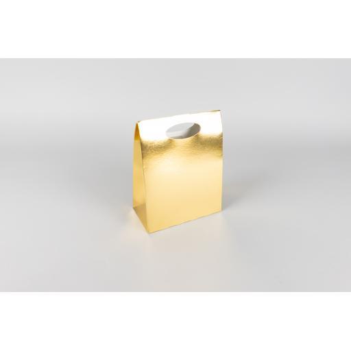 Gold Carry Box 190 x 150 x 80mm