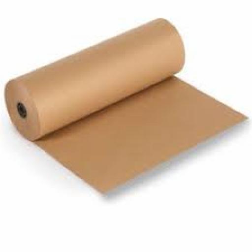 Brown Kraft Paper 600mm x 10m