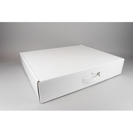 Gift Box 510 x 432 x 100mm White