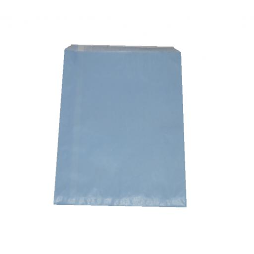 Blue Paper Bag 178x229mm