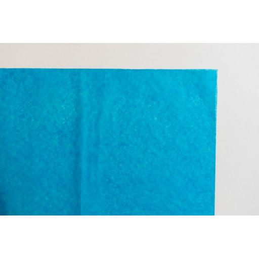 Luxury Turquoise Tissue Paper 500x750mm (1 pack of 80 sheets)
