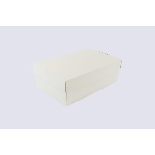 White Shoe Box 225 x 139 x 76mm