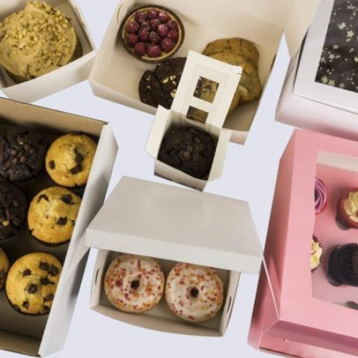 Food Safe Boxes