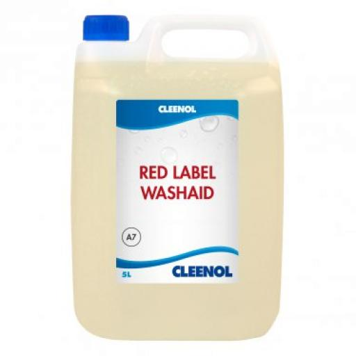 Red Label Washaid - 5 Litres