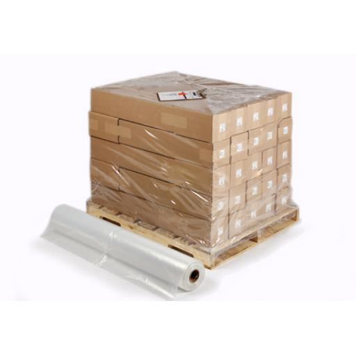 Poly Pallet Covers to fit pallet 125x125x158cm