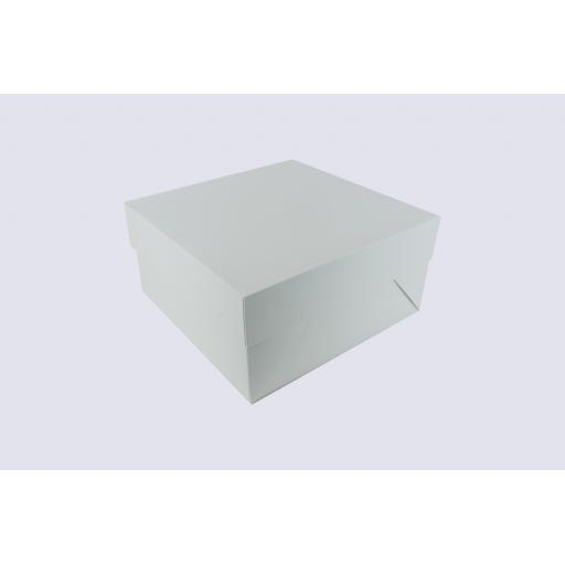 12 Inch Cake Box with Lift-Off Lid