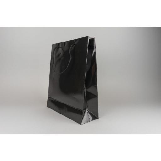 Black Gloss Carrier 250x300+100mm