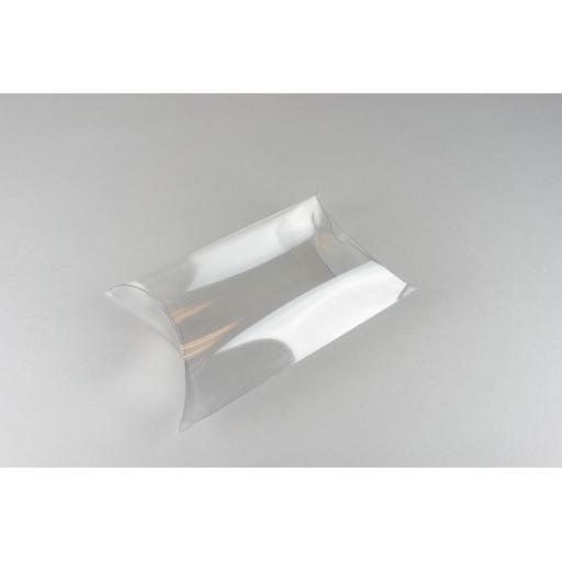 Clear PVC Pillow Box 152x146x60mm