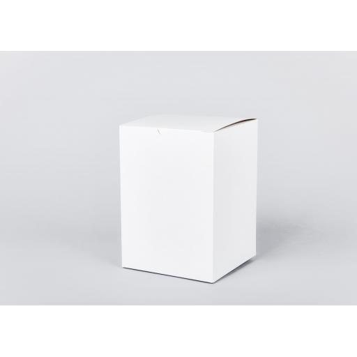 White Gift Box 187 x 133 x 133mm