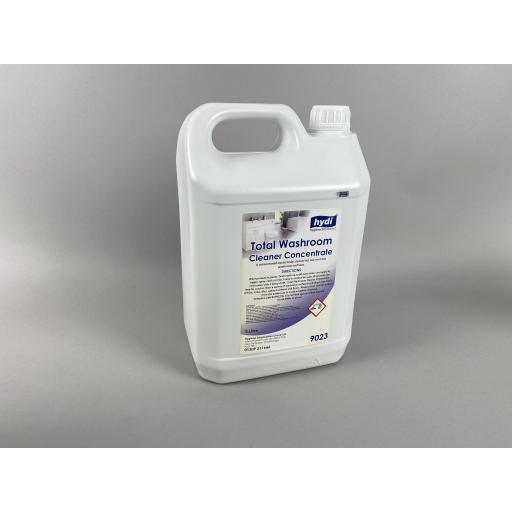 Bath & Washroom Cleaner 1 x 5 litre bottle