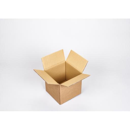 Corrugated Box( Pack of 15) 255x255x255mm