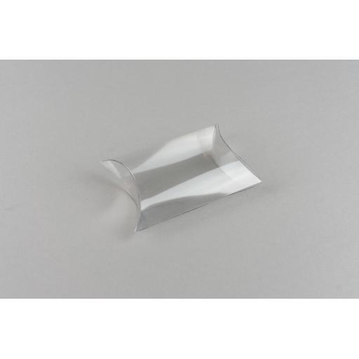 Clear PVC Pillow Box 60x52x22mm