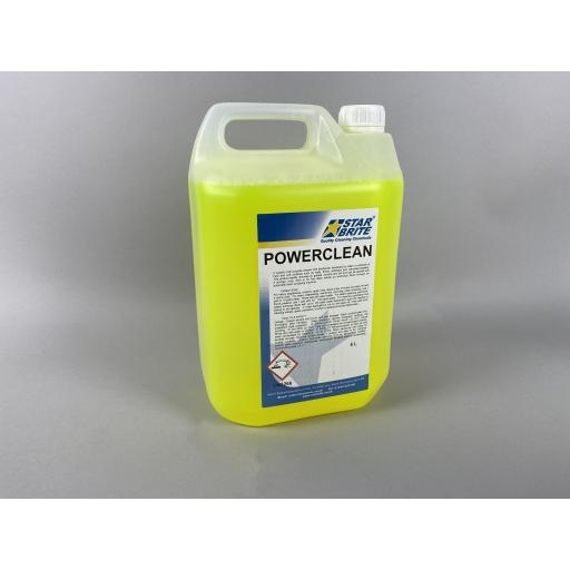 Heavy Duty Cleaner Concentrate 1 x 5L Bottle