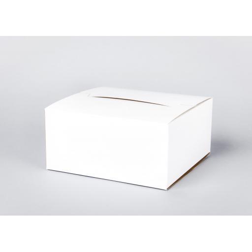 White Gift Box 216 x 216 x 102mm