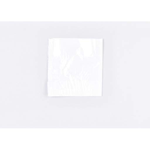 Clear Faced Bags 151x150mm