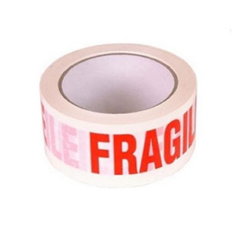 Fragile Tape 51mm x 66m