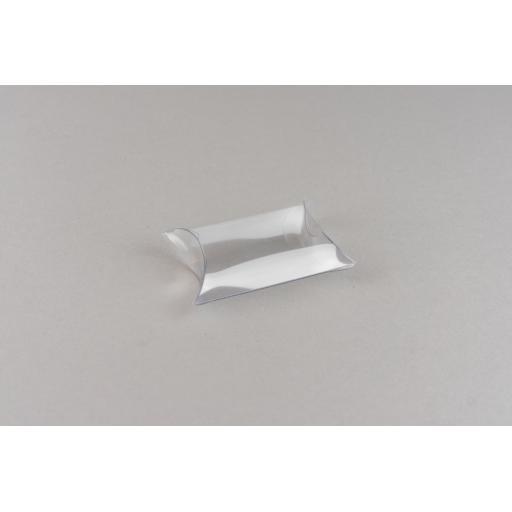 Clear PVC Pillow Box 51x44x19mm