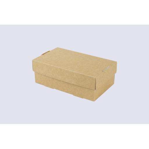 Kraft Shoe Box 175 x 102 x 63mm