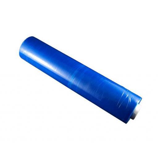 Blue Pallet Wrap 17mu 500mm x 250m (6 Rolls)