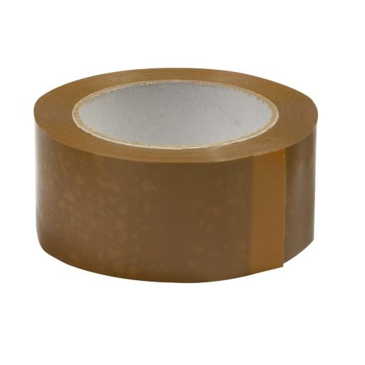Brown Value Tape 48mm x 66m