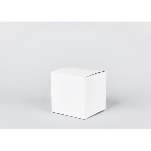 White Gift Box 125 x 125 x 125mm