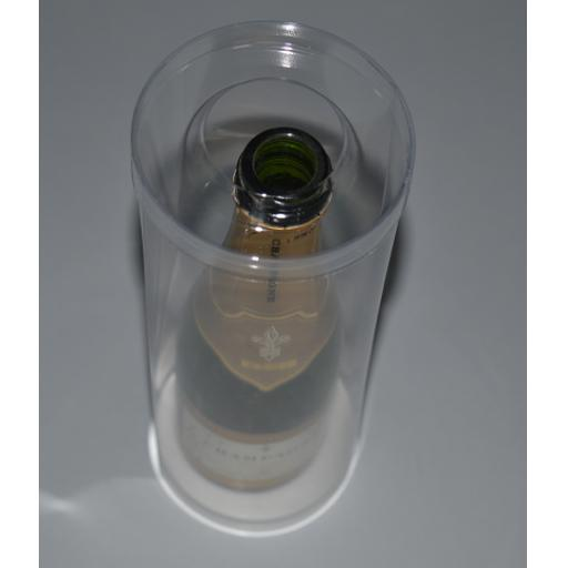 "57mm (2 ¼"") diameter clear sleeve - PT2"