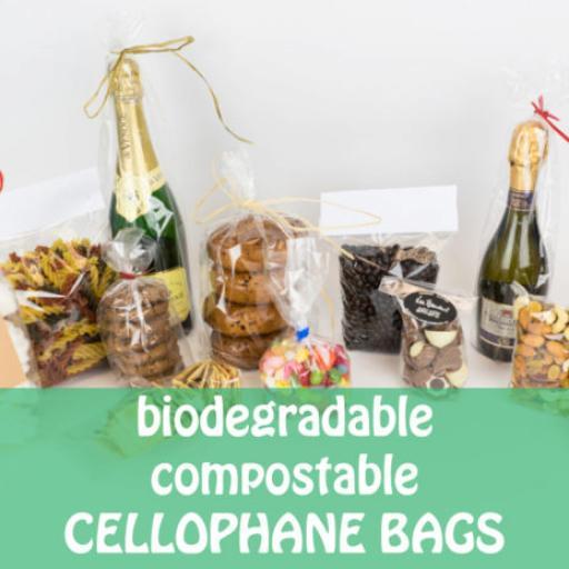 Biodegradable Cellophane Bags