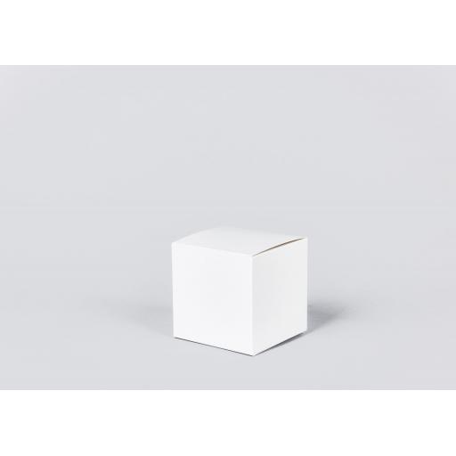 White Gift Box 100 x 100 x 100mm