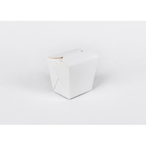 White Leak Resistant Container 115 x 95 x 107mm