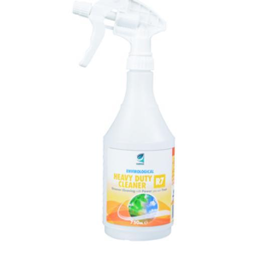 Heavy Duty Cleaner Refill Empty Bottle