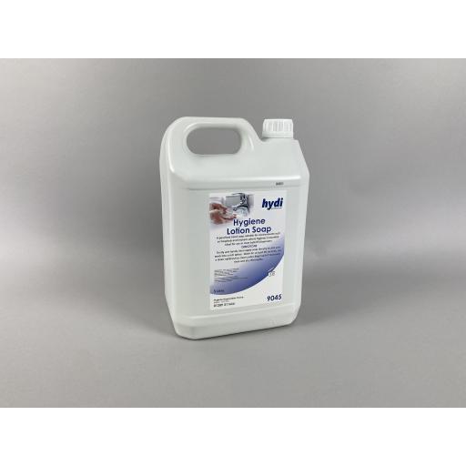 Bactericidal Liquid Hand Soap 1 x 5L Bottle