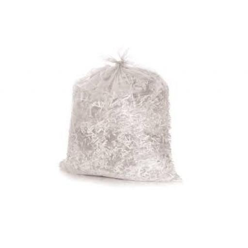 Clear Shredded Polypropylene and Cellophane